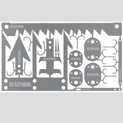 readyman survival card